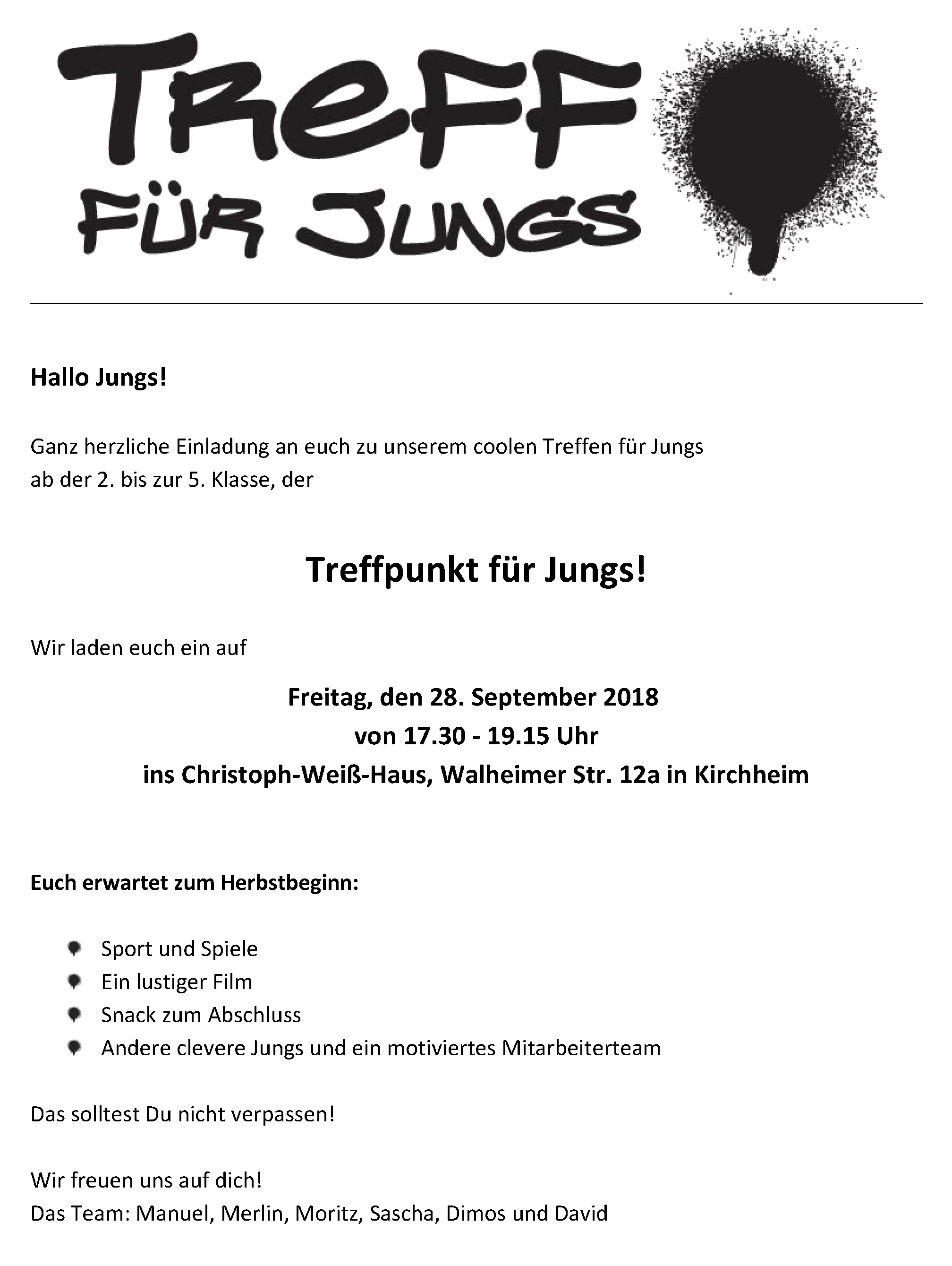 join. Single Männer Ebermannstadt zum Flirten und Verlieben And have faced